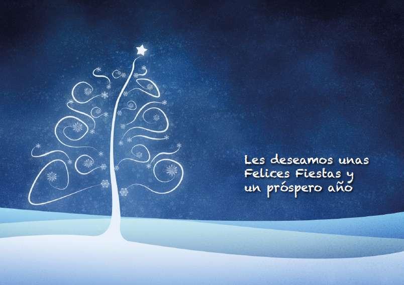 Oferta tarjetas felicitaci n de navidad j de haro - Frases para felicitar navidad empresas ...