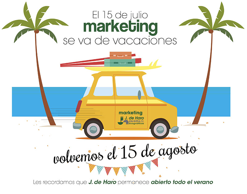 El departamento de Marketing